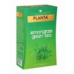 Planta Lemongrass Green Tea Long Leaf