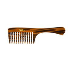 Roots Cellulose Acetate Comb No 82