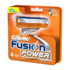 Gillette Fusion Power - 4 Cartridges