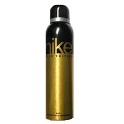 Nike Men Gold Deo Spray