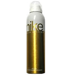 Nike Women Gold Deo Spray