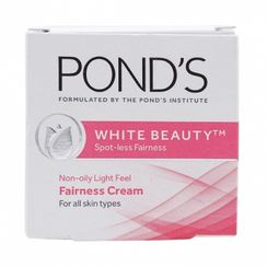 Ponds White Beauty Spot Less Fairness Non Oily Light Feel Cream