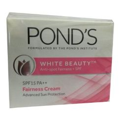 Ponds White Beauty Anti-spot Fairness + SPF15 PA++ Fairness Cream