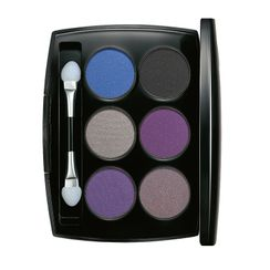 Lakme Absolute Illuminating Eye Shadow Palette - Silver