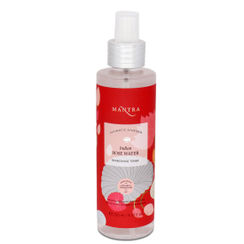 Mantra Indian Rose Water Refreshing Toner