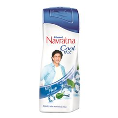 Navratna Mint Fresh Talc