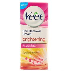 Veet Hair Removal Cream - Brightening Normal to Dry Skin