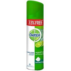 Dettol Original Fresh Shaving Foam
