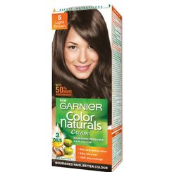 Garnier Color Naturals - 5 Natural Light Brown