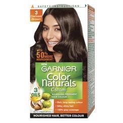 Garnier Color Naturals Unidose -Darkest Brown