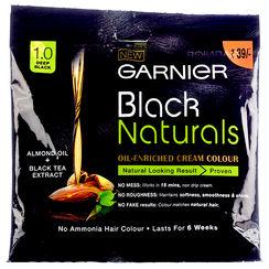 Garnier Black Naturals Oil Enriched Cream Hair Colour