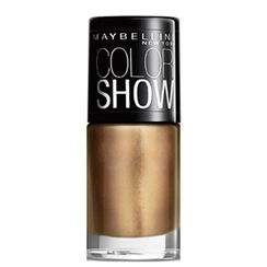 Maybelline Color Show Nail Lacquer - Bold Gold