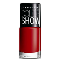 Maybelline Color Show Nail Lacquer - Downtown Red