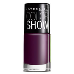 Maybelline Color Show Nail Lacquer - Crazy Berry