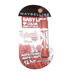 Maybelline Baby Lips Spiced Up - Spicy Cinnamon