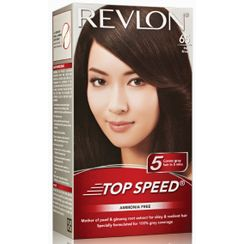 Revlon Top Speed Hair Color - Woman