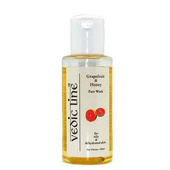 Vedic Line Grapefruit & Honey Face Wash
