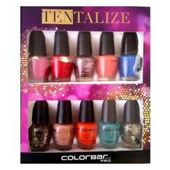 Colorbar Pro Mini Collection Tentalize Nail Kit