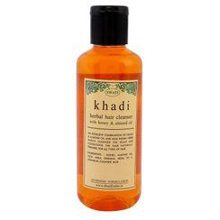Swati Khadi Herbal With Honey & Almond Oil Hair Cleanser