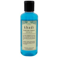 Swati Khadi Herbal With Mint Oil Hair Cleanser