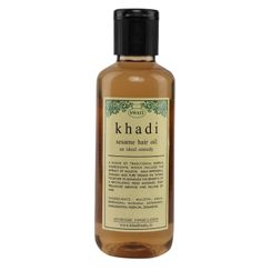 Swati Khadi Sesame An Ideal Remedy Hair Oil