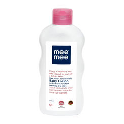 Mee Mee Chamomile Baby Lotion - White