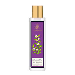 Forest Essentials Silkening Shower Wash Oudh & Green Tea