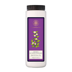 Forest Essentials Silken Dusting Powder Oudh & Green Tea ������� �����������