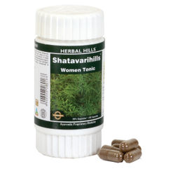Herbal Hills Shatavarihills Capsule