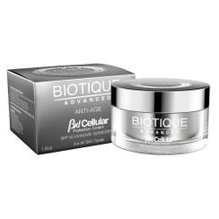Biotique Advanced BXL Cellular Sandalwood Protection Cream SPF 50 UVA/UVB Sunscreen