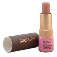 SoulTree Lotus & Kokum Butter Lip Balm