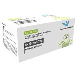 Four Fountains Labs 6X Green Tea with Antioxidants