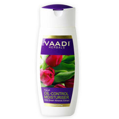 Vaadi Herbals Tulip Oil Control Moisturiser With Green Almonds Extract
