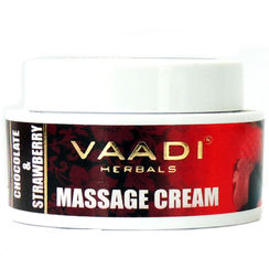 Vaadi Herbals Chocolate Strawberry Massage Cream