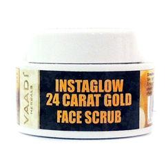Vaadi Herbals 24 Carat Gold Scrub With Sandalwood & Turmeric