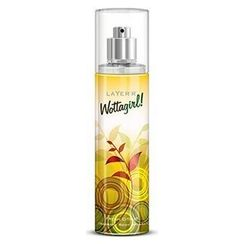 Layerr Wottagirl Fresh Citrus Body Mist