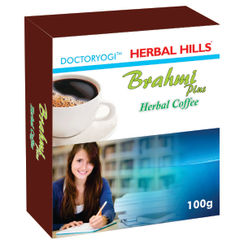 Herbal Hills Brahmi Herbal Coffee