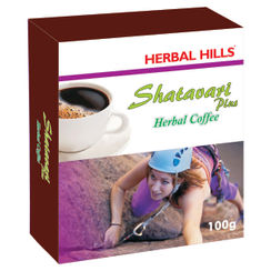 Herbal Hills Shatavari Herbal Coffee