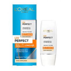 LOreal Paris UV Perfect Even Complexion SPF 50+