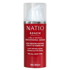 Natio Renew Line & Wrinkle Smoothing Serum