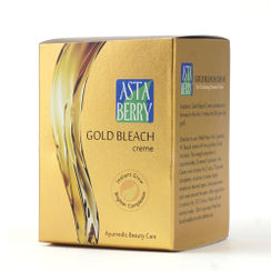 Astaberry Gold Extra Glow Bleach Creme