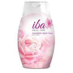 Iba Halal Care Fragrant Body Talc Real Rose