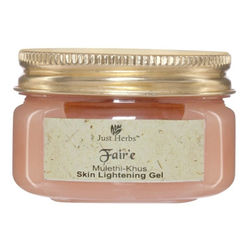 Just Herbs Faire Mulethi-Khus Skin Lightening Gel