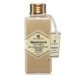 Just Herbs Neempure ArjunNutmeg Skin Purifying Neem Pack