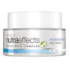 Avon Nutraeffects Hydration Daily Cream Spf 15