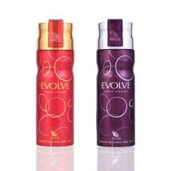 Ekoz Evolve Men And Women Deodorant Combo