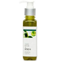 Iraya Wild Lime Purifying Face Wash
