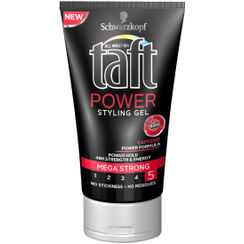 Schwarzkopf Taft All Weather Power Styling Gel Mega Strong