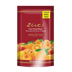 Zuci Tropical Fruit Twist Hand Wash - Refill Pack