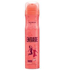 Engage Woman Bodylicious Deo Spray - Blush (150ml)